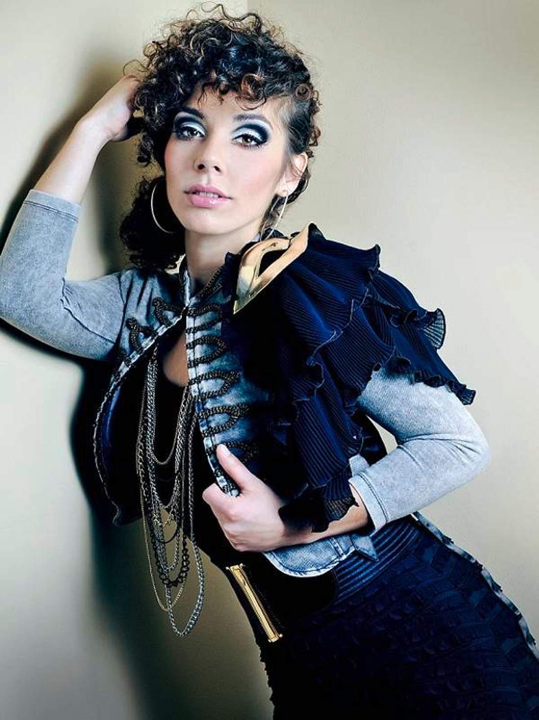 """""""X-Factor""""-Gewinnerin Edita Abdieski wird ihre erste eigene Single """"I've come to life"""" live präsentieren."""