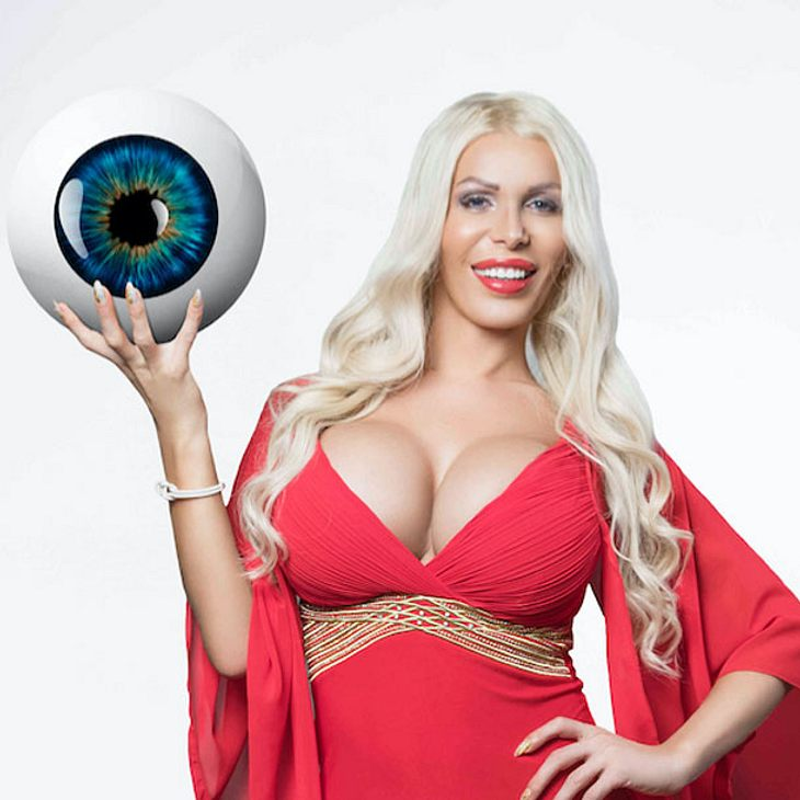 Edona James bei Promi Big Brother