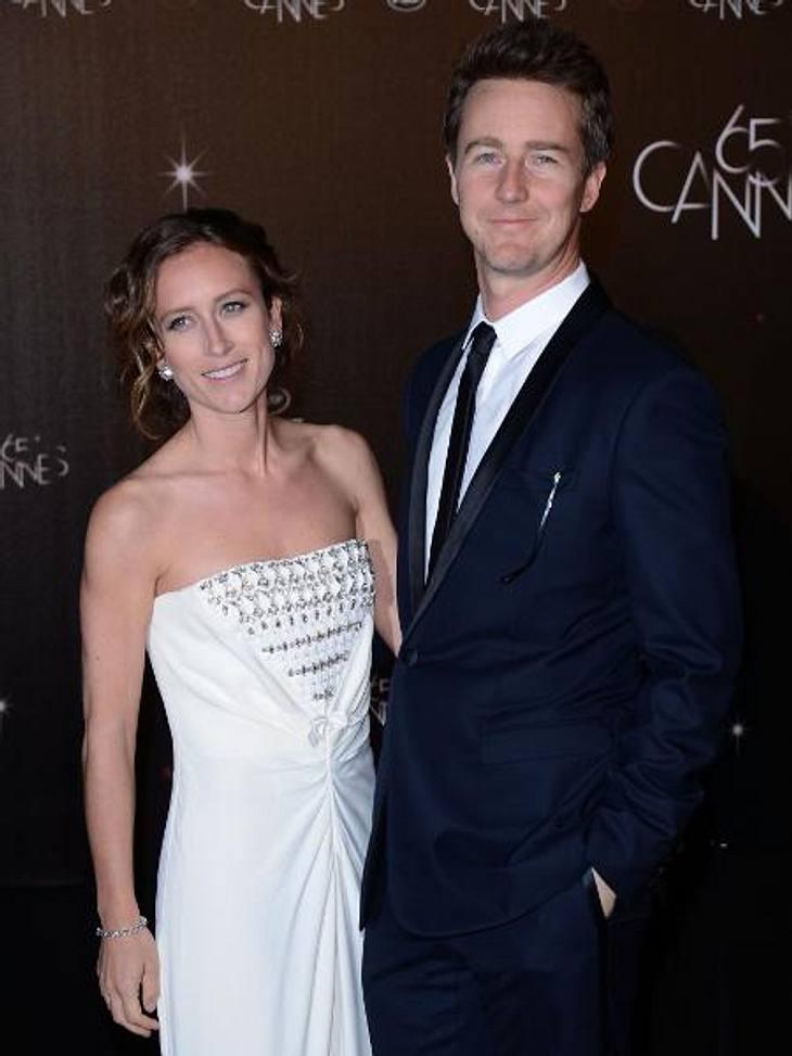 Edward Norton und Shauna Robertson haben geheiratet