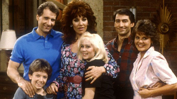 """Die Bundys aus """"Eine schrecklich nette Familie"""" 1987"""