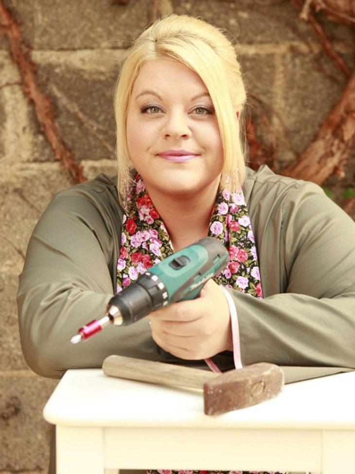 Tine Wittler zu Gast bei Kleinwüchsigen.