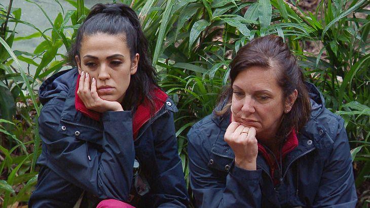 Elena Miras und Danni Büchner