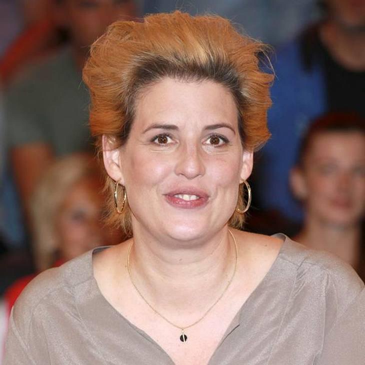 Elena Uhlig: Das vierte Baby ist da