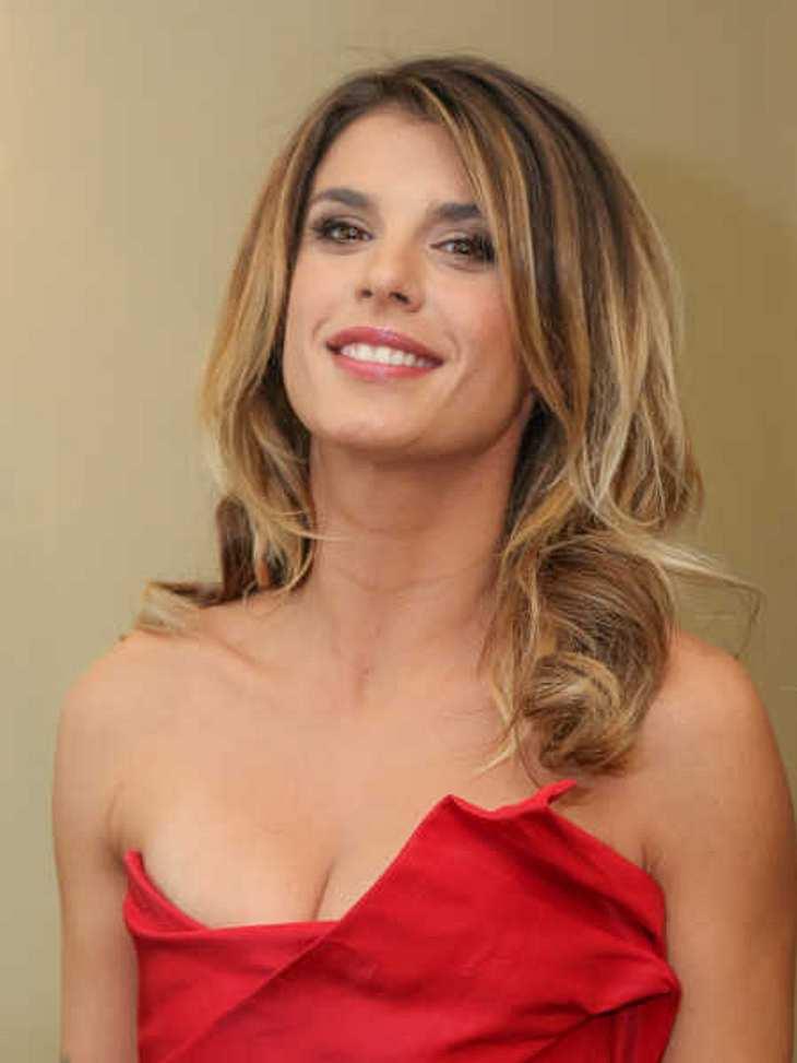 Elisabetta Canalis ist wieder schwanger.