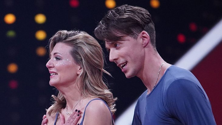 Ella Endlich und Valentin Lusin