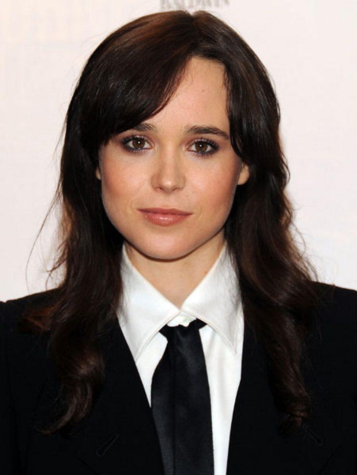 Ellen Page wird bedroht.
