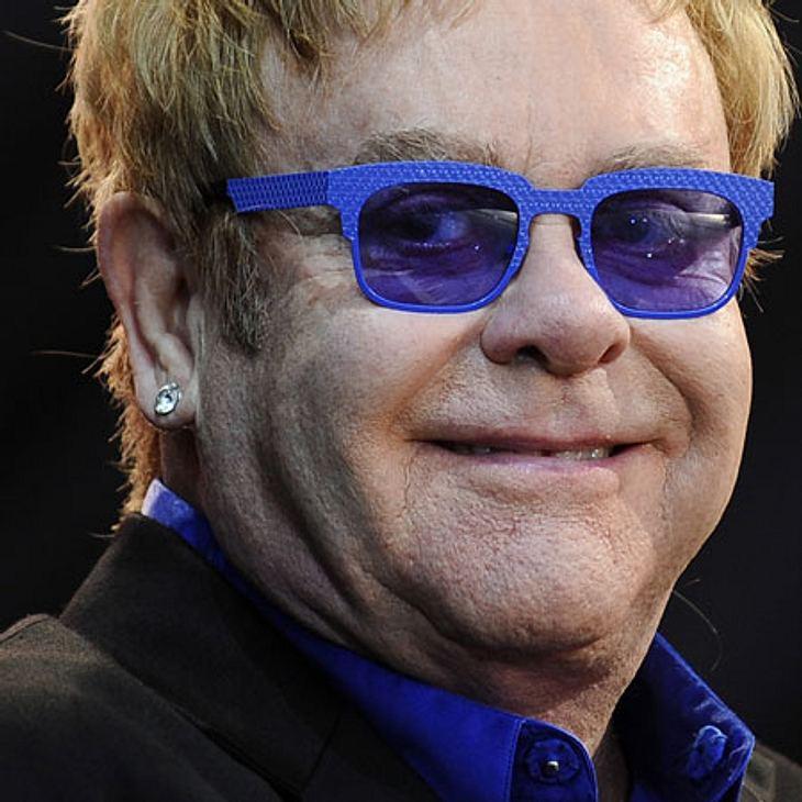 Elton John hatte Sex mit einem russischen Spion