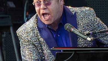 Elton John: Wutausbruch bei Konzert - Foto: gettyimages