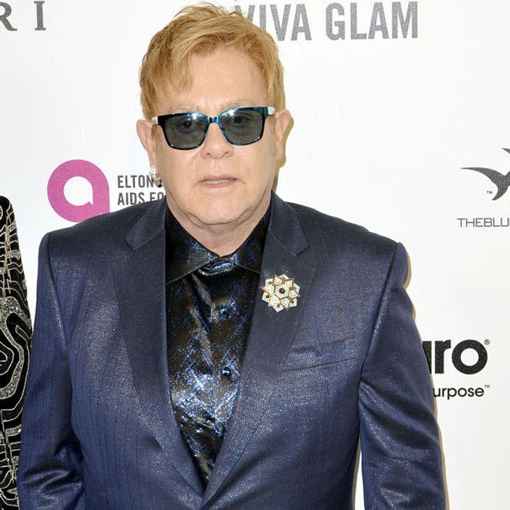 Hat Elton John seinen Bodyguard sexuell genötigt?