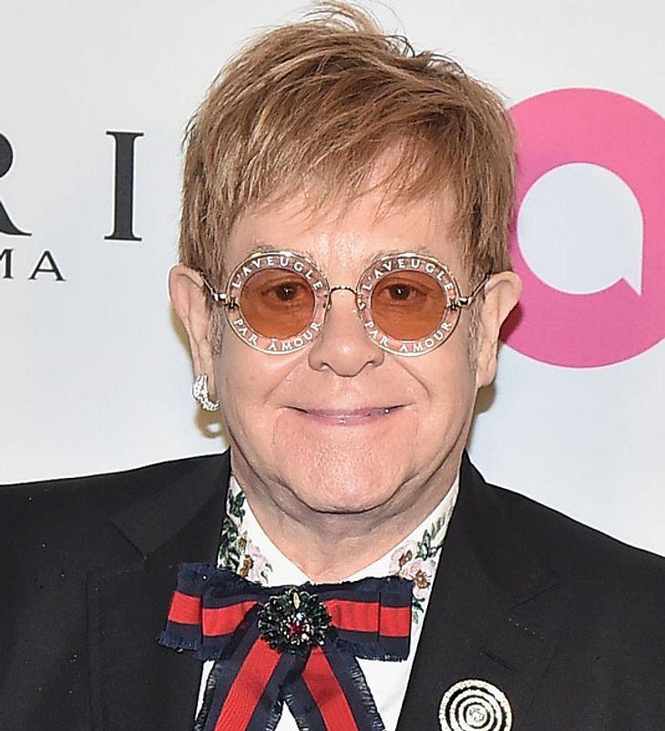 Elton John: Traurige Todesnachricht!