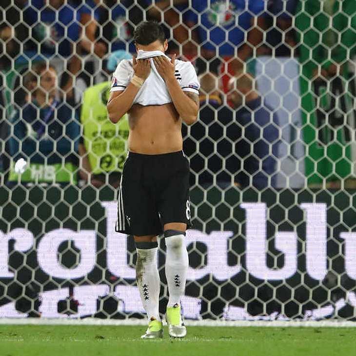 EM 2016: Diese alten Fotos von unserer Nationalmannschaft sind zum Schreien!