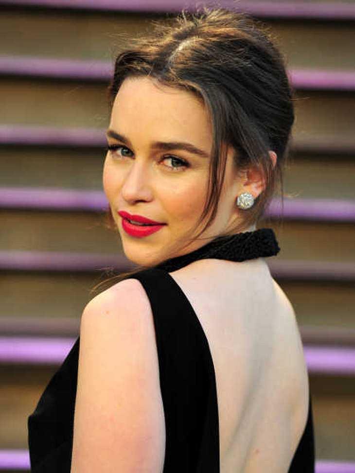 Emilia Clarke erklärt den Sex in Game of Thrones!