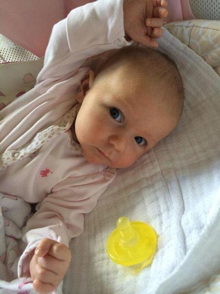 Emily Blunt zeigt ihre süße Tochter Hazel