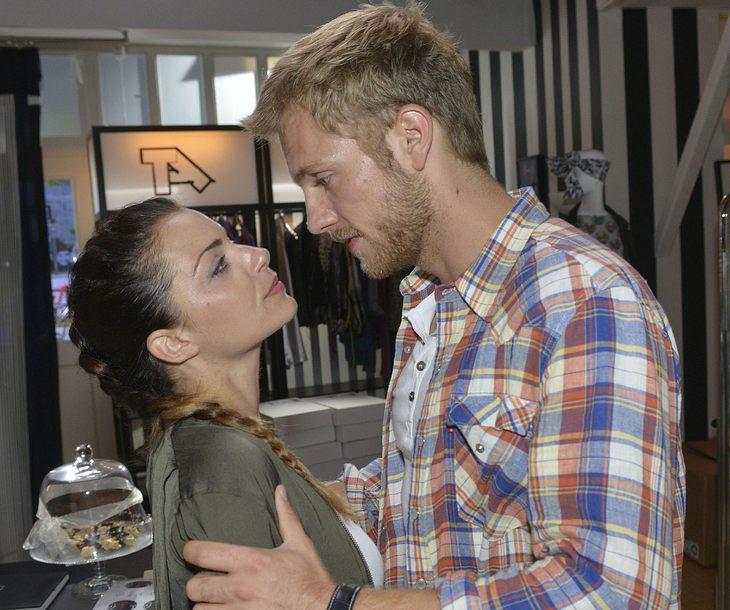Emily und Paul bekommen Nachwuchs