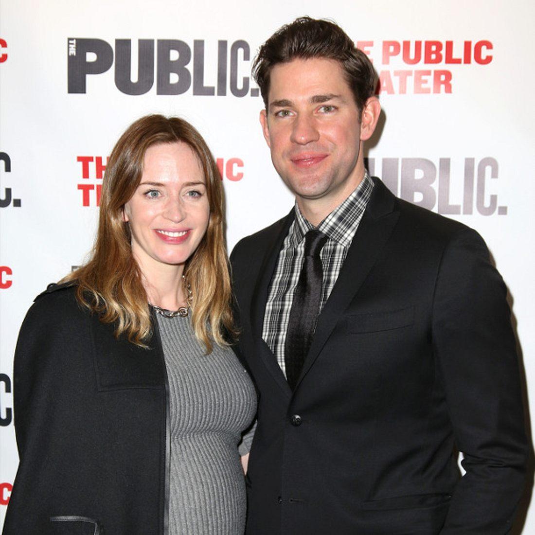 Emily Blunt und John Krasinski sind zum zweiten Mal Eltern geworden