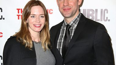 Emily Blunt und John Krasinski sind zum zweiten Mal Eltern geworden - Foto: Getty Images