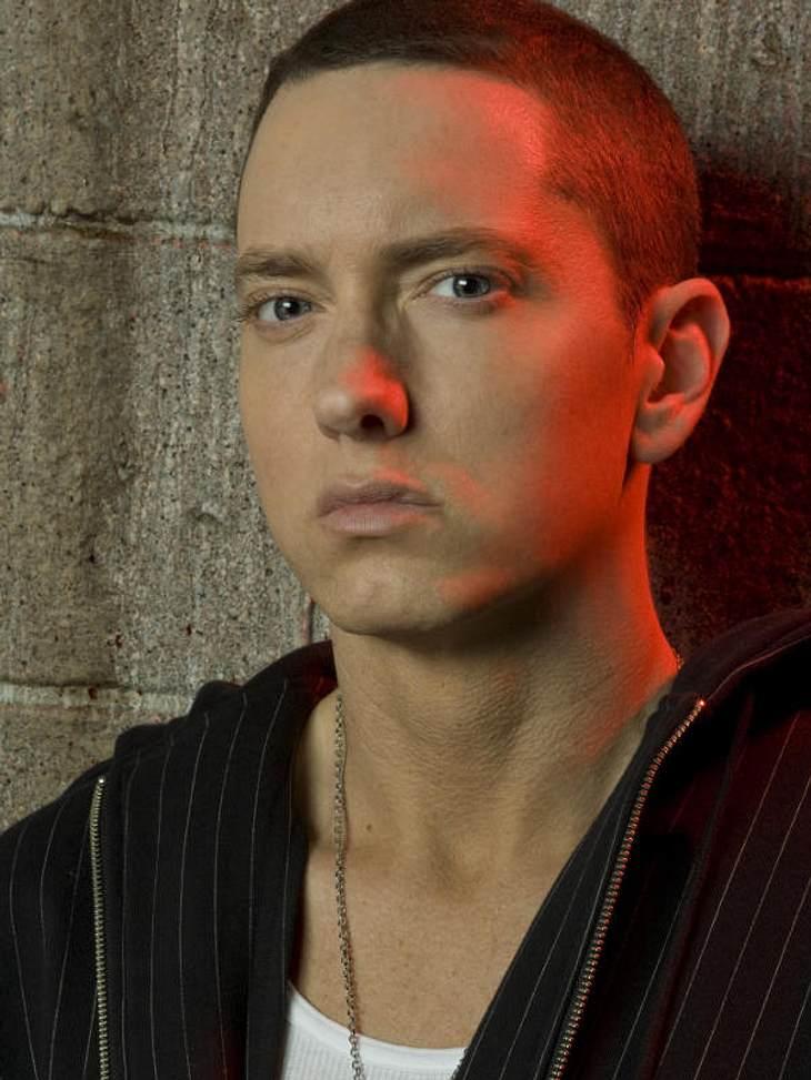 Eminem kassierte für zwei Auftritte kräftig ab.