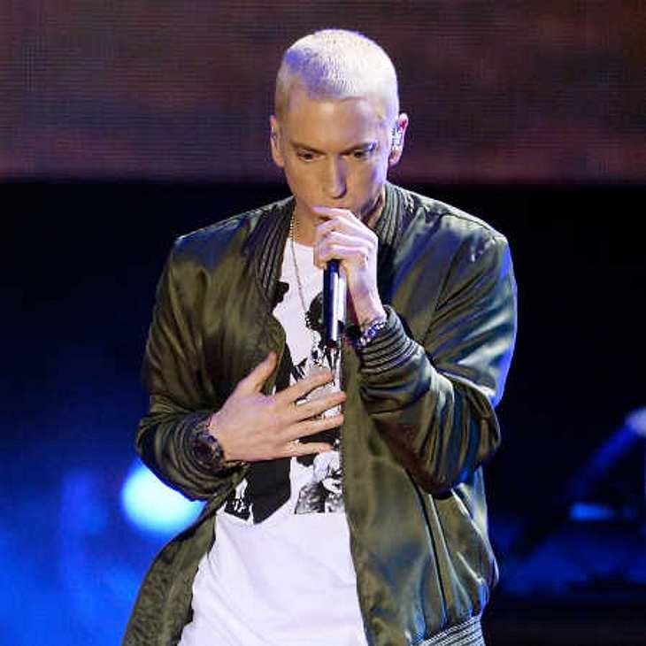 Eminem erfüllt todkrankem Fan seinen Herzenswunsch!