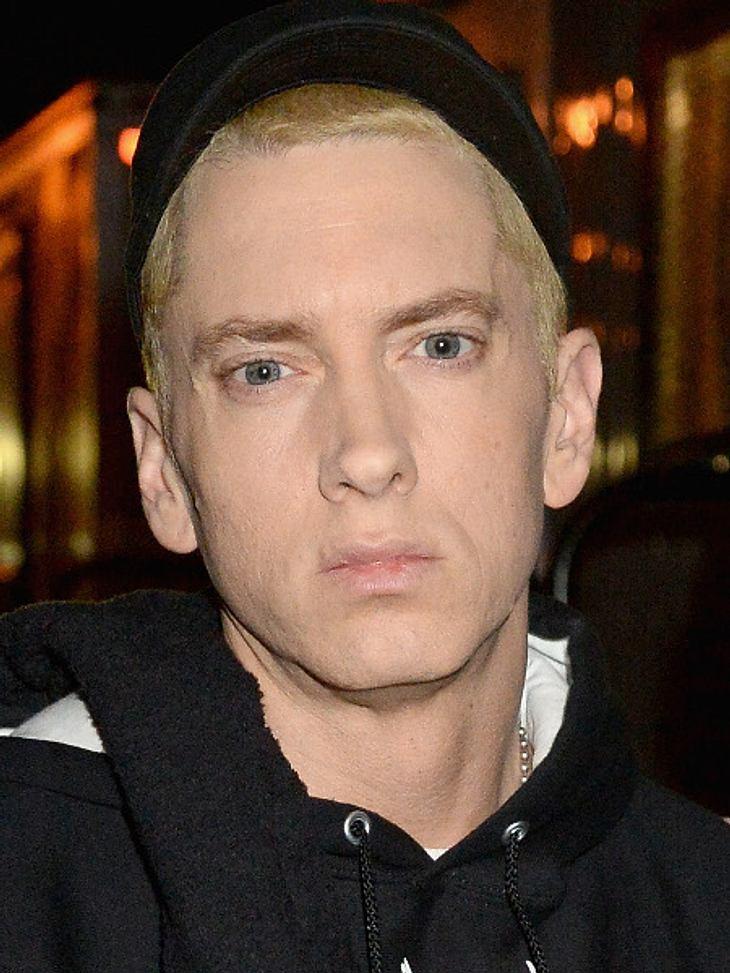 Eminem hat zu hoch gepokert
