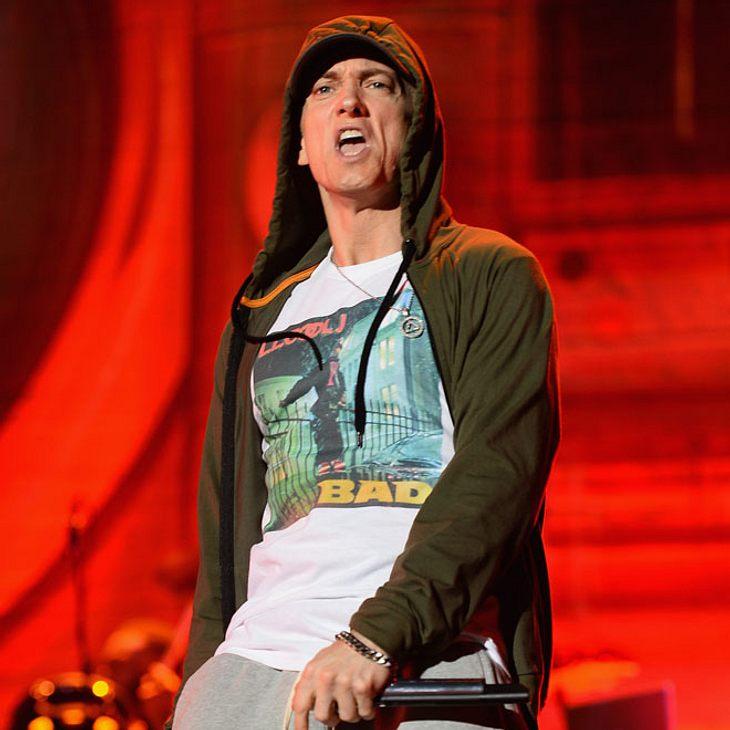 Eminem: Schwul? Er sucht seine neue Liebe auf einer Gay-Platform!