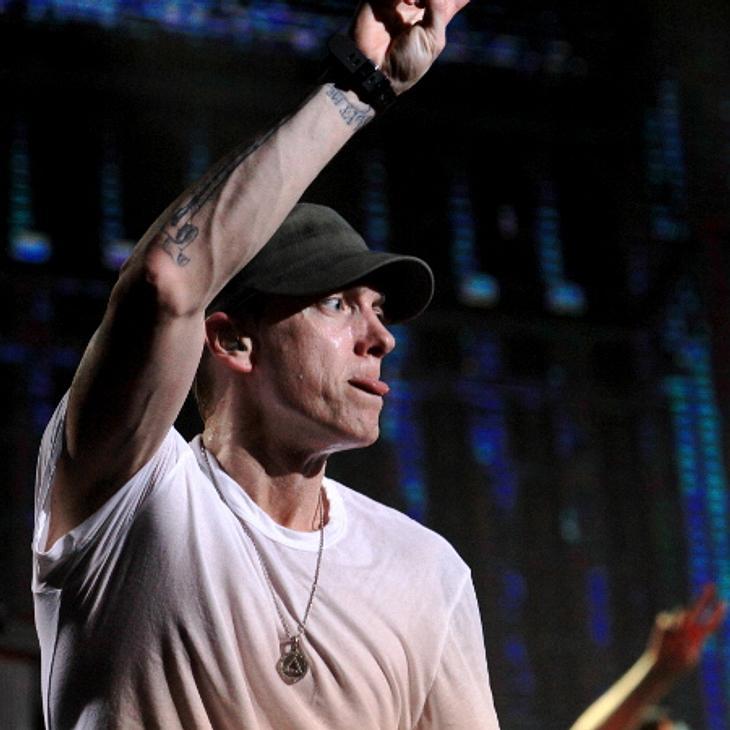 Eminem legt ein skurriles Interview hin...