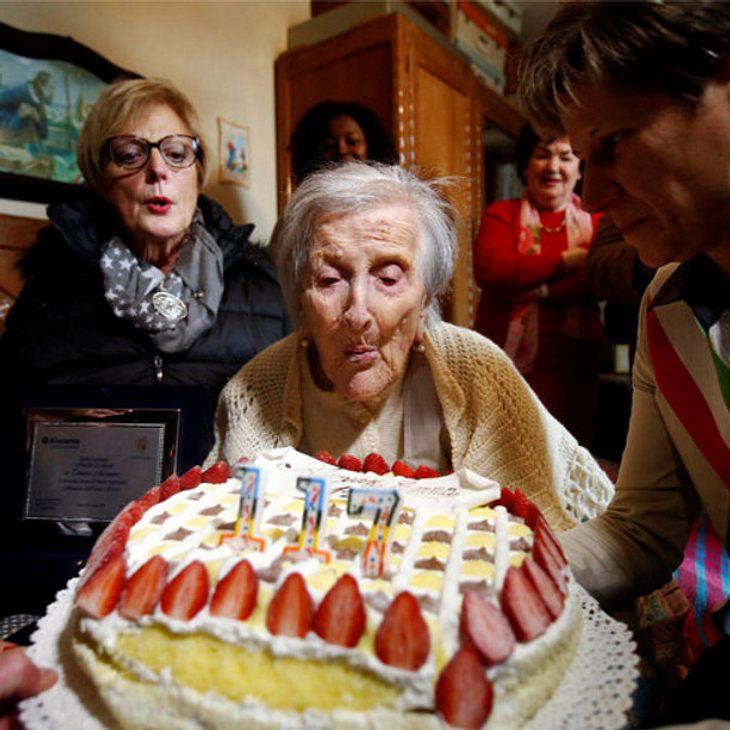Emma Morano wurde sagenhafte 117 Jahre alt