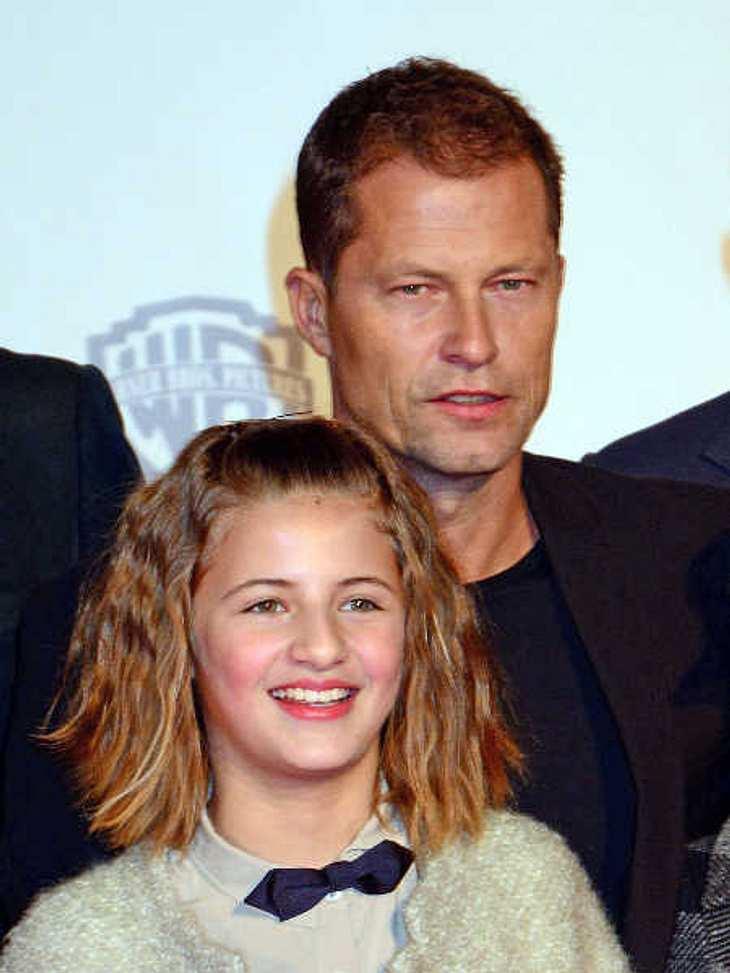 Emma Schweiger verdient viel Geld als Schauspielerin.
