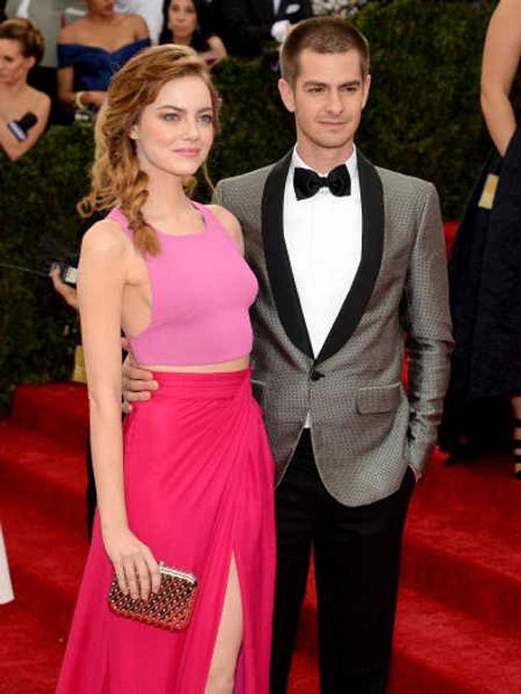 Emma Stone & Andrew Garfield: Sind sie längst verlobt?