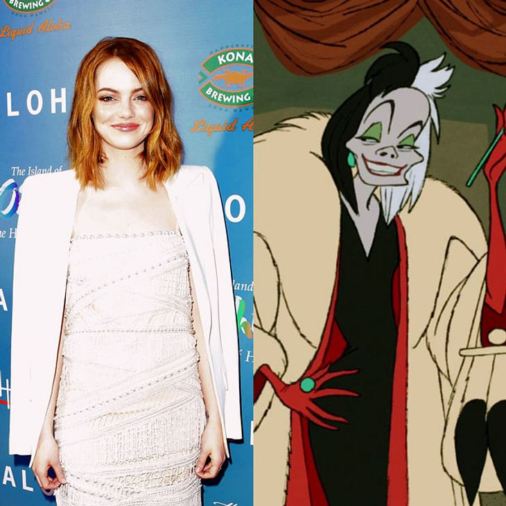 Emma Stone soll Cruella de Vil spielen