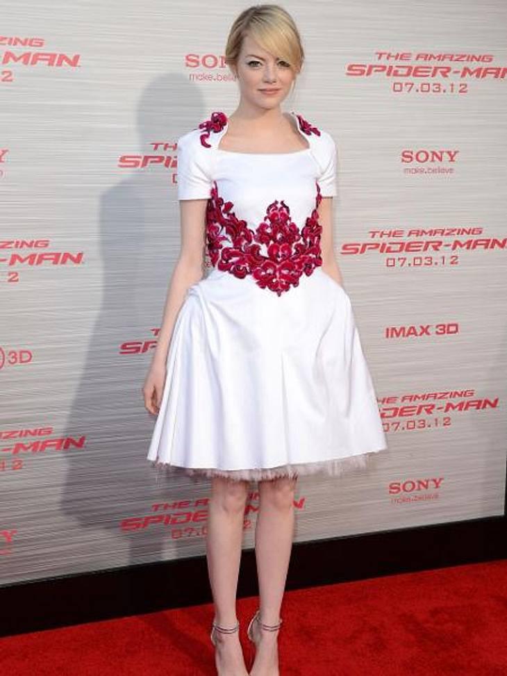"""""""Fifty Shades Of Grey"""": Ganz Hollywood kämpft um die HauptrolleEmma Stone (23) soll bereits das Angebot bekommen haben, in """"Fifty Shades Of Grey"""" mitzuspielen. Ob sie es annehmen wird, ist allerdings noch nicht klar. Ihr"""