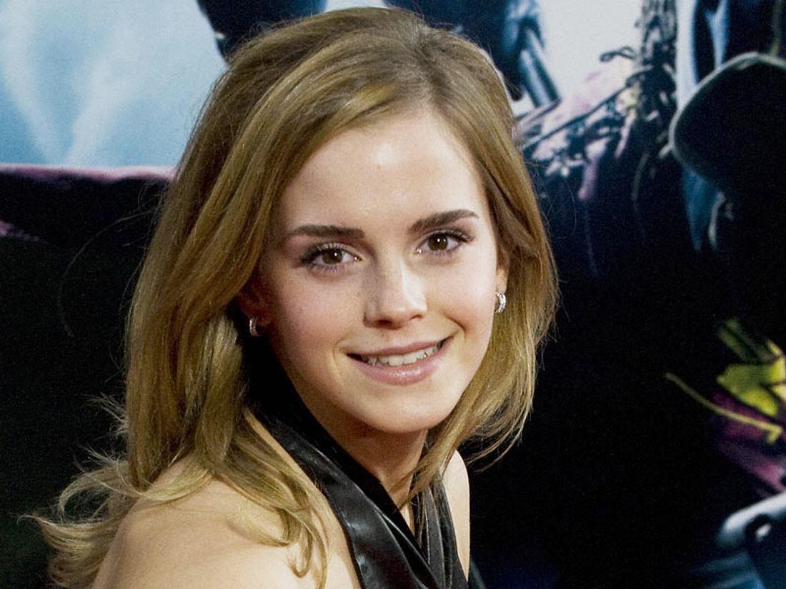 Emma Watson ist unter die Designerinnen gegangen