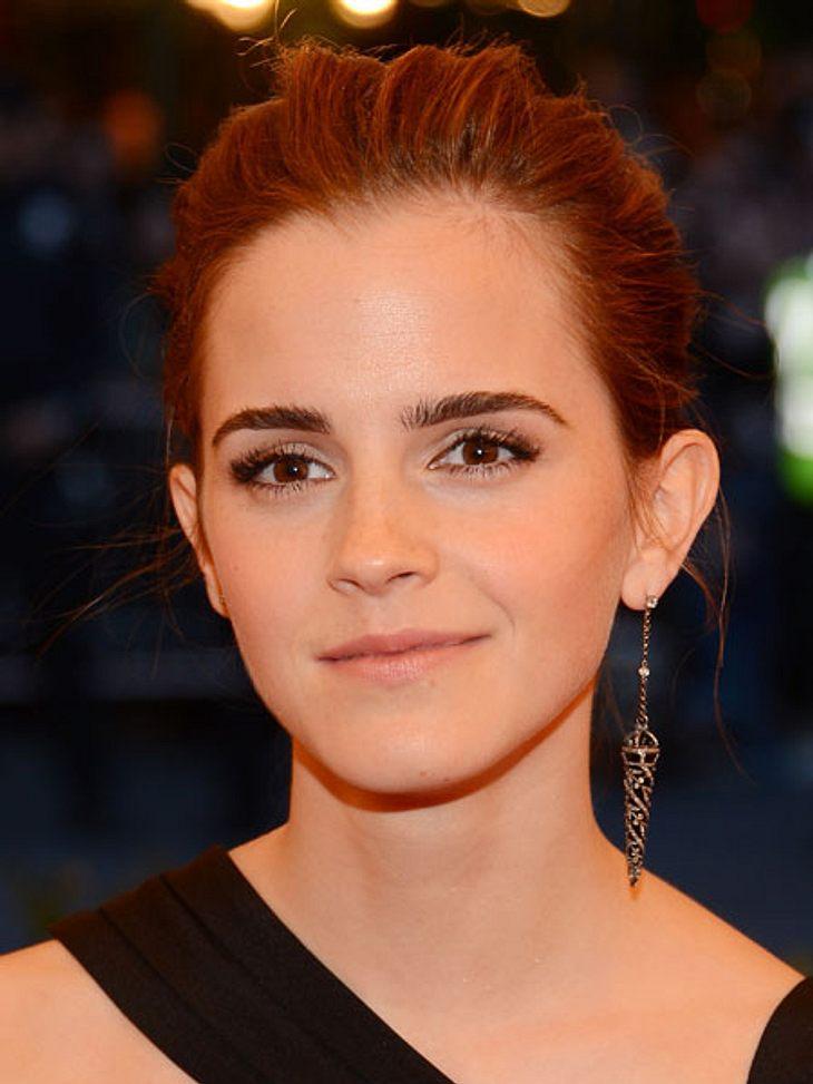 Frisur Emma Watson Kurzhaarfrisur