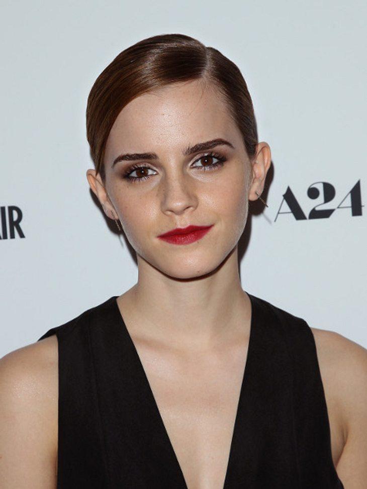 Emma Watson ist wieder solo
