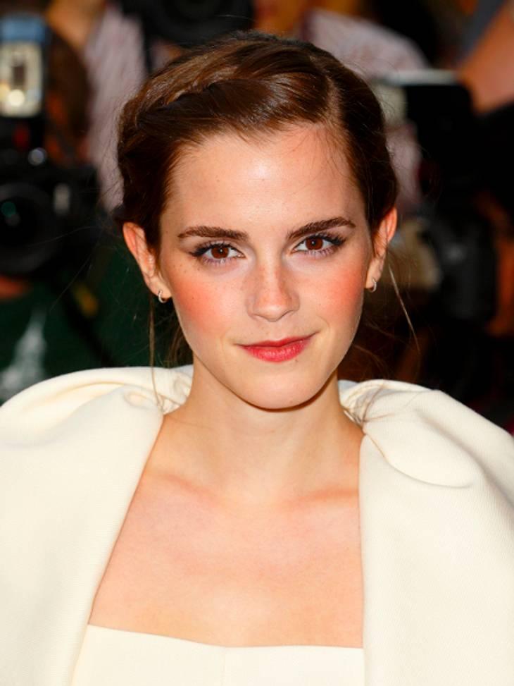 Emma Watson wird wohl doch keine Prinzessin