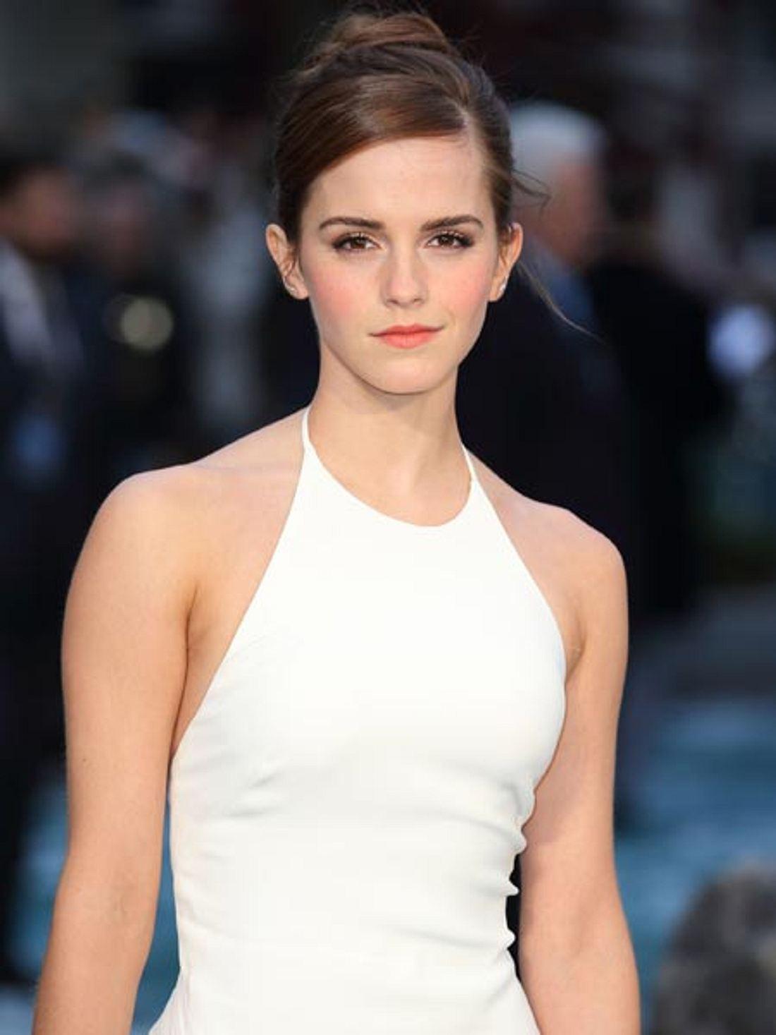 Emma Watson ist zertifizierte Yoga-Lehrerin.