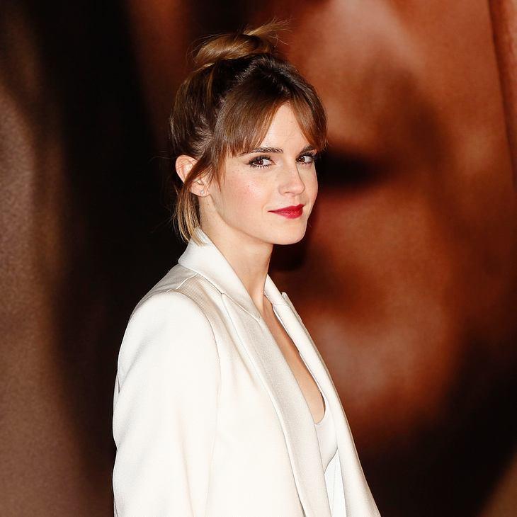 Emma Watson zahlt für eine Sex-Website
