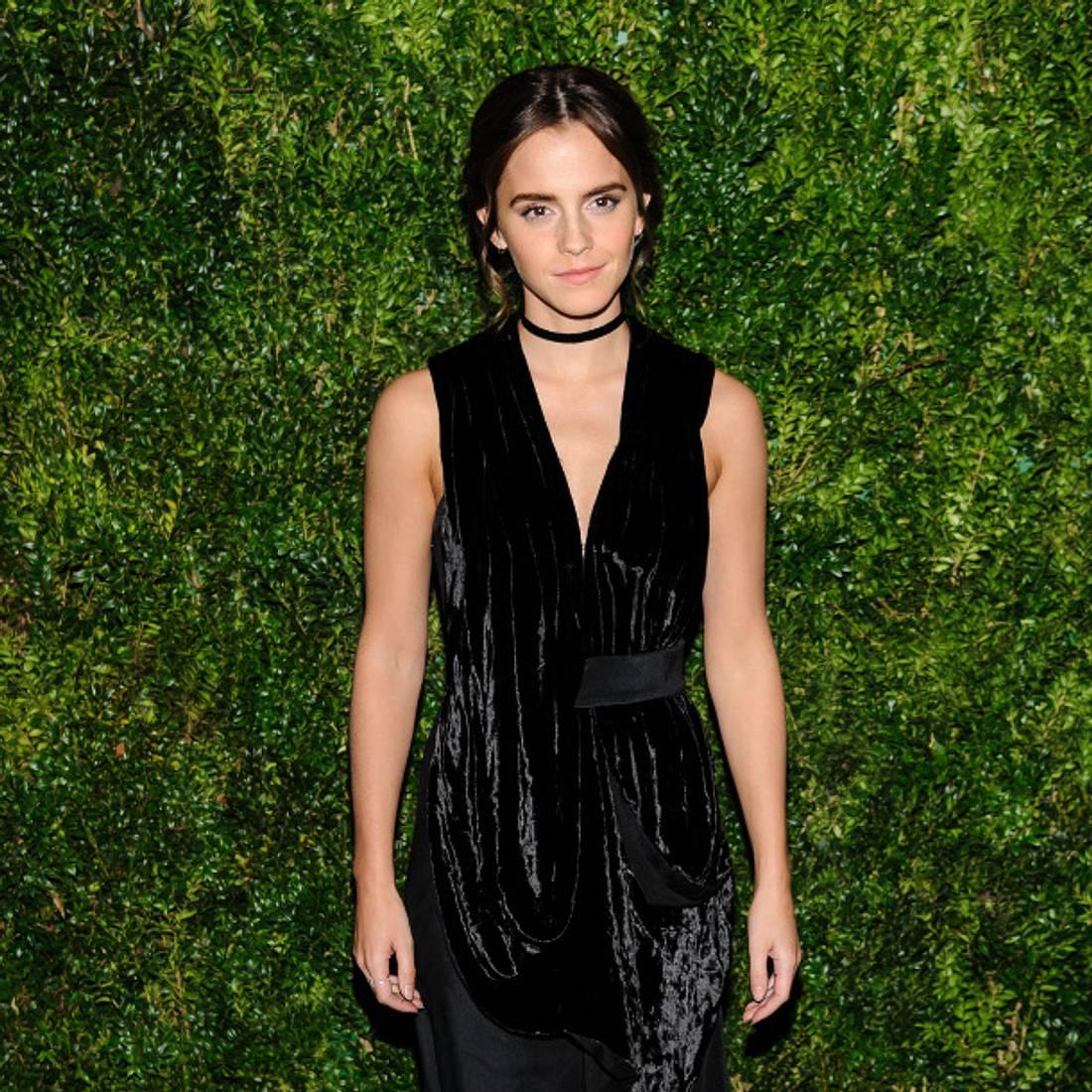 Emma Watson lernte ihre Schwiegermutter in spe kennen