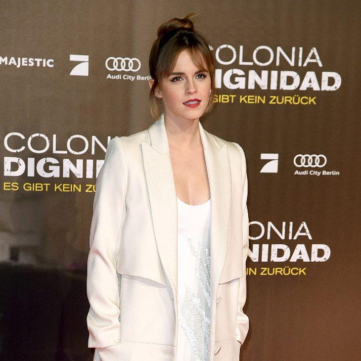 Emma Watson kämpft für die Gleichberechtigung von Frauen