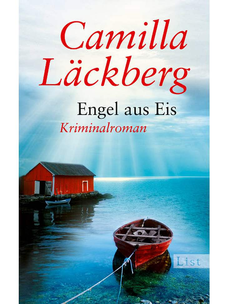 Krimi HighlightsCamilla Läckberg Engel aus EisList Verlag, 19,95 EuroMit ihrer Serie um die Schriftstellerin Erica Falck und ihren Mann, den Polizist Patrick Hedström, hat sich Läckberg längst eine große Fangemeinde gesichert. Diesmal begeb