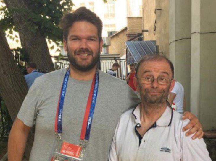 England-Fan wurde vermisst - dann findet ihn die Polizei besoffen im Hotel