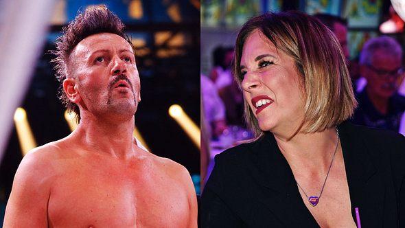 Daniela Büchner und Ennesto Monté  - Foto: imago/ Getty Images (Collage)