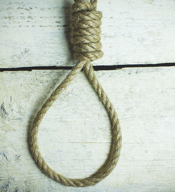 Todesstrafe für 70-jährige