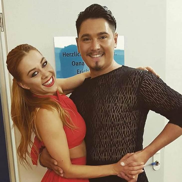 """Oana Lechiti & Erich Klann: """"Let's Dance""""-Paar plant zweites Kind"""