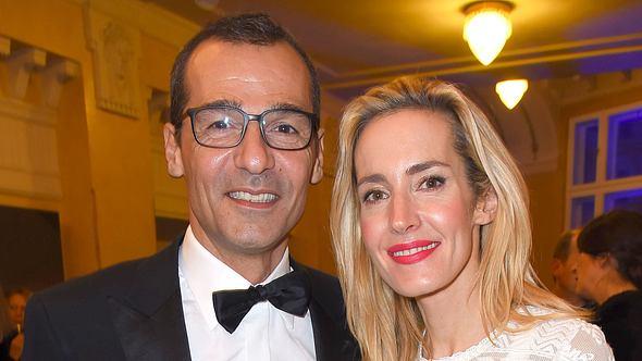 Erol Sander und Caroline Goddet - Foto: GettyImages