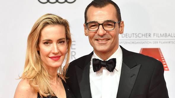 Erol Sander und seine Frau Caroline Goddet - Foto: Imago