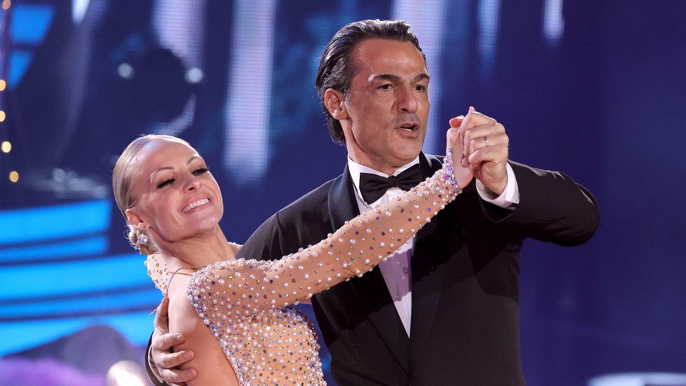 Let's Dance: Erol Sander und Marta Arndt