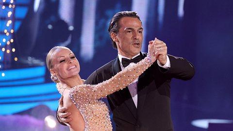Lets Dance: Erol Sander und Marta Arndt - Foto: Getty Images