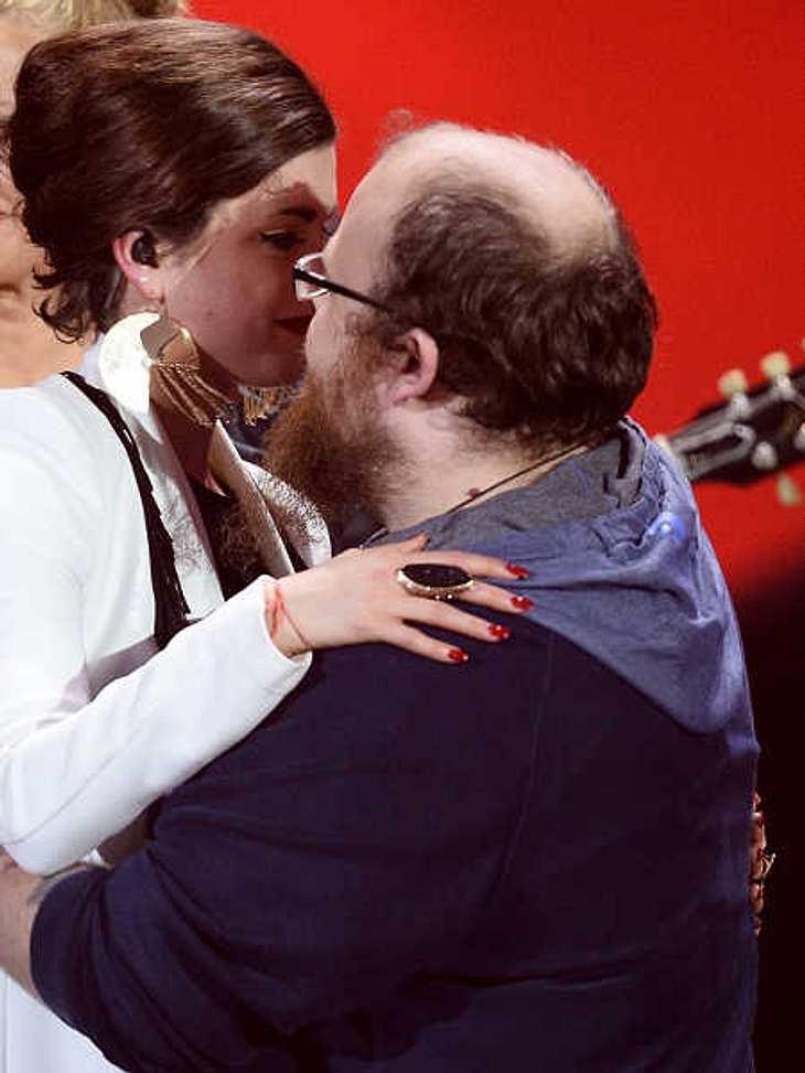 ESC 2015: Andreas Kümmert wünscht Ann Sophie Dürmeyer viel Glück!