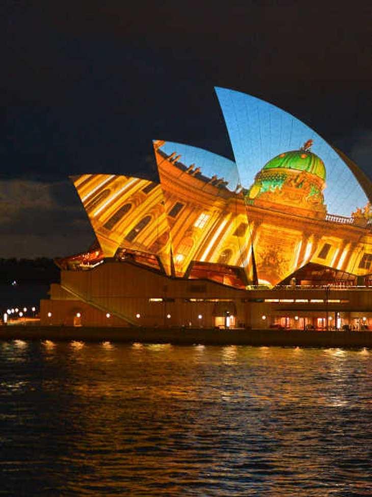Australien nimmt am ESC in Wien teil.