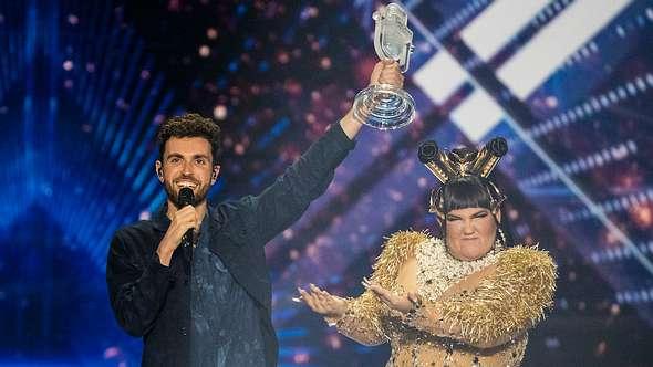 ESC 2019: Duncan Laurence aus den Niederlanden gewinnt - Foto: Getty Images